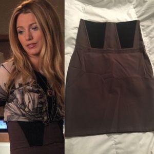 Elizabeth & James Paneled Skirt 2